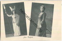 Jula Bielfeld - AK Ohne Verlagsangabe Ca. 1905 - Théâtre