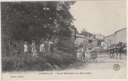 55 - LIOUVILLE - SORTIE S/O VERS ST JULIEN - Non Classificati