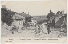 55 - LIOUVILLE - AVANT LE DEPART AUX FOINS - Non Classificati