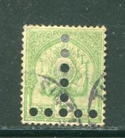 TUNISIE- Taxe Y&T N°11- Oblitéré - Postage Due