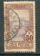 TUNISIE- Colis Postaux Y&T N°6- Oblitéré - Otros