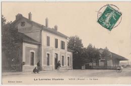 55 - VOID - LA GARE - Verdun