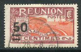 REUNION- Y&T N°123- Oblitéré - Used Stamps