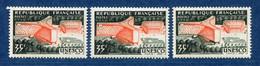 ⭐ France - Variété - YT N° 1178 - Couleurs - Pétouille - Neuf Sans Charnière - 1958 ⭐ - Varieties: 1950-59 Mint/hinged
