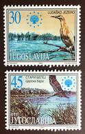 Yugoslavia 2001 Nature Protection Birds MNH - Unclassified