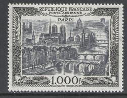 8 G13 France 1950 Vue De Paris 1v Mnh Nsc - Ohne Zuordnung