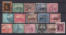 Germany - Saargebiet - 1922 Year _ Collection - Used - Used Stamps