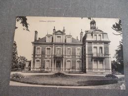 Saint Germain La Campagne  Chateau Lecuyer - Autres Communes