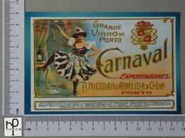 PORTUGAL - A. NICOLAU DE ALMEIDA -  VILA NOVA DE GAIA -   2 SCANS  - (Nº44549) - Porto