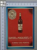 PORTUGAL - RAMIRO DE MAGALHÃES -  VILA NOVA DE GAIA -   2 SCANS  - (Nº44553) - Porto