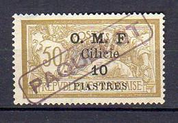 CILICIE     Oblitérés    Y. Et T.   N° 95 Avec Oblitération PAQUEBOT    Rare - Gebraucht