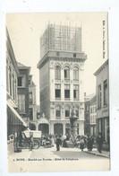 Mons Hôtel Des Téléphones Marché Aux Poulets ( Petits Défauts Voir En Bas De La Carte à Gauche ) - Mons
