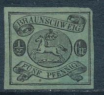 Braunschweig 10 A (*) Mi. 25,- - Brunswick