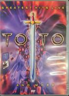 Toto Greatest Hits Live And More +++TBE+++ - Concerto E Musica