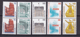 Germany - BRD - 1987/2004 Year _ Pairs Collection- MNH - Unused Stamps