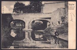 +++ CPA - SOIGNIES - Le Pont De La Rue Des Orphelins - Nels  // - Soignies