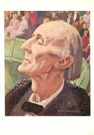 Art - Peinture - Ernest Procter - Frederick Delius - Portrait - Carte Neuve - CPM - Voir Scans Recto-Verso - Paintings