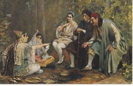 A/398                Judaisme         Juifs à Un Jour De Fete - Judaisme