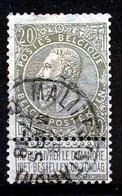 "BELGIE - OBP Nr 59 - ""MALINES (STATION)"" - (ref. ST 1738) - 1893-1900 Barba Corta"