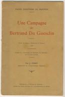 Pages D'Histoire Du Mantois  -  Une Campagne De Bertrand Du Guesclin - History