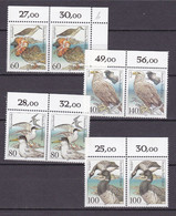 Germany - BRD - 1991 Year _ Michel 1539/1542 Pair - MNH - Unused Stamps