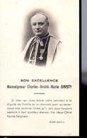 VERDUN  -  Carte à La Mémoire De Son Excellence Monseigneur Charles-André-Marie GINISTY - Andere Gemeenten