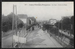 CPA 77 - Lagny-Thorigny-Pomponne, La Gare - Sortie De Paris - Autres Communes