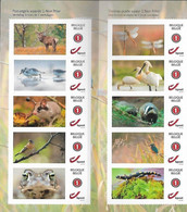 België  2021 ** Fantastic Fauna  ( Special Edition ) - Ungebraucht