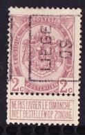Luik  1909  Nr. 1388A - Roller Precancels 1900-09