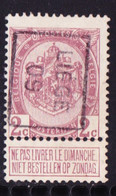 Luik  1909  Nr. 1388B - Roller Precancels 1900-09