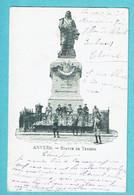 * Antwerpen - Anvers - Antwerp * Statue De Teniers, Animée, Monument, Mémorial, Enfants, Unique, TOP - Antwerpen