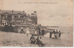 GRANDCAMP-les-BAINS, Villa Des Dunes Et Fort Samson - A.D. 19 - Otros Municipios