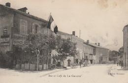 LES PENNES MIRABEAU     LA GAVOTTE.          BAR ET CAFE DE LA GAVOTTE - Other Municipalities