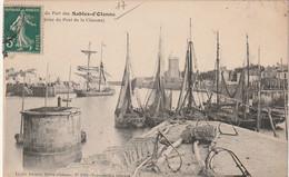 ***  85  *** LES SABLES D'OLONNE  Vue Prise Du Pont De La Chaume - Morutiers Et Bataux De Pêche - Sables D'Olonne