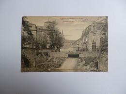 ALTWIES GARE  -  Environs De Mondorf Les Bains  -  1909  -  Grand Duché Du Luxembourg - Mondorf-les-Bains