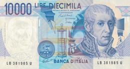 K25 - ITALIE - Billet De 10000 LIRE - Année 1984 - Volta - 10000 Lire