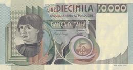 K25 - ITALIE - Billet De 10000 LIRE - Année 1980 - Andrea Del Castagno - 10000 Lire