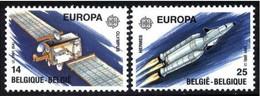 EUROPA  Belgique Yv 2406/7 MNH Neufs** - - 1993