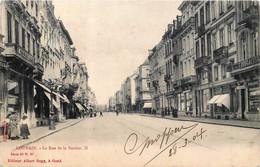 Belgique - Louvain - La Rue De La Station II- Edit. Sugg Série 65 N° 33 - Leuven