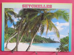 Visuel Pas Très Courant - Seychelles - Intendance - Mahe - Joli Timbre - R/verso - Seychelles