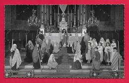 Sept CPSM Mâcon - Cérémonie Religieuse à La Cathédrale Saint-Vincent - Macon