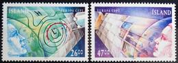 EUROPA  Islande Yv 531/2 MNH Neufs** - - 1993