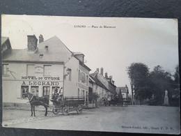 Gisors Eure 27 Place De Blanmont Benard Bardel éditeur Hotel Du Cygne - Gisors