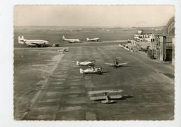 CPM : 69 - L'AEROPORT DE LYON BRON -  !!!! - Bron