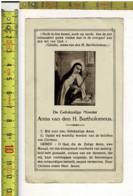 KL 1777 - ANNA VAN DEN H. BARTHOLOMEUS - Santini