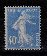 Semeuse YV 237 N** Cote 2,50 Euros - Ongebruikt