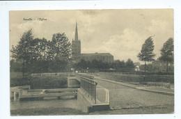 Seneffe Eglise Feldpost Soldatenbrief - Seneffe