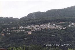 (QU200) - SAN GREGORIO MATESE (Caserta) - Panorama - Caserta