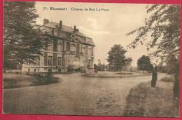 C.P.  Rixensart  =  Château  De  Bois  La-Haut - Rixensart