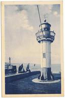 DIEPPE Entrée Du Port Les Phares - Dieppe